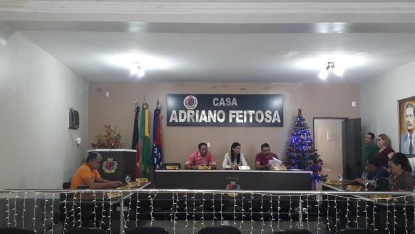 SESSÃO ORDINÁRIA 06/12/2018