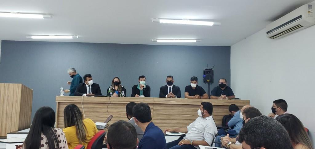Vereadores Participam de evento do IPM